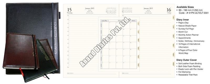 Soft Bind Diary (01PN ULT-ELT 0301)