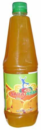 Mango Syrups