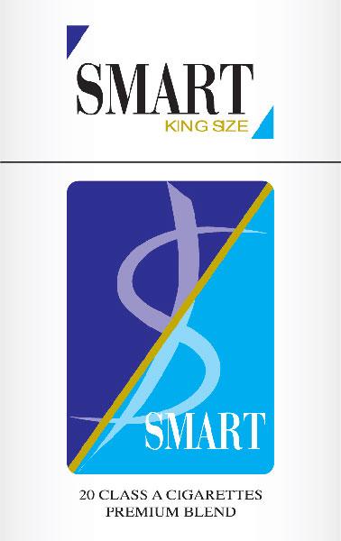 Smart Blue Cigarette