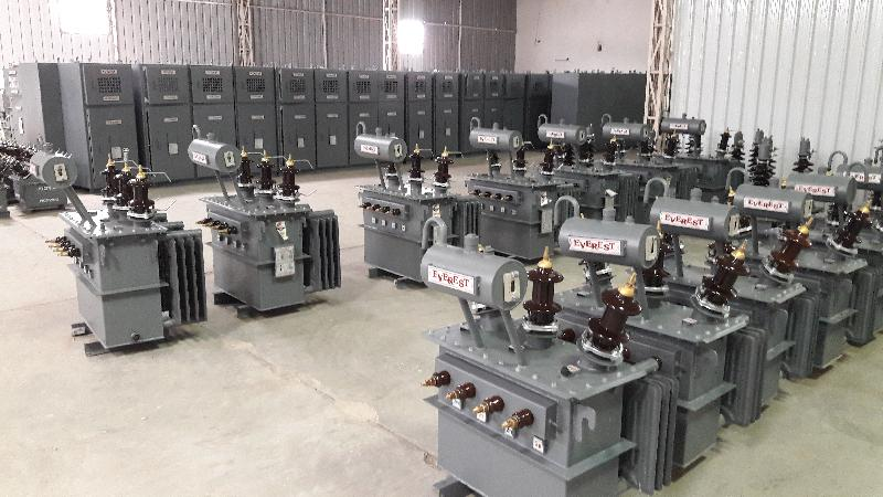 Distribution Transformer 01