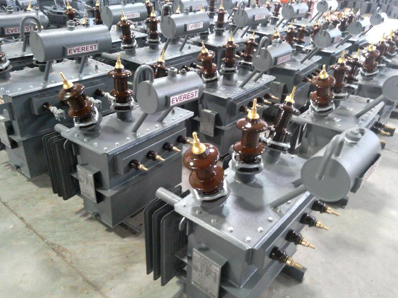 Distribution Transformer 03
