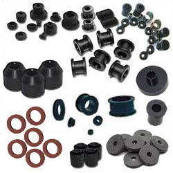Rubber Washers And Bushes