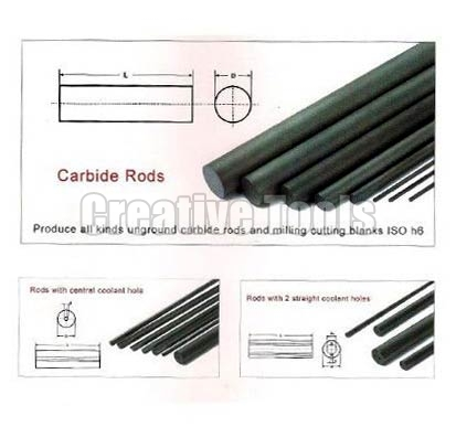 Tungsten Carbide Rod