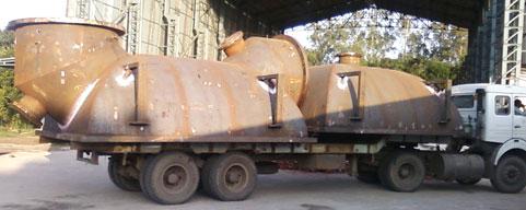 Water Box Fabrication