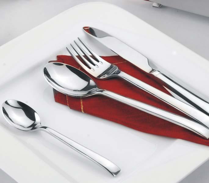 Duke Stainless Steel Cutlery Set