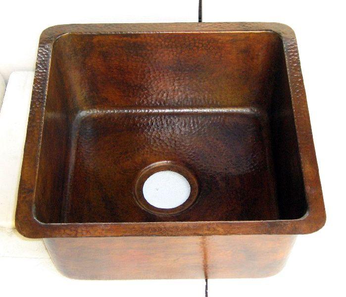 Copper Kitchen Sink Manufacturer Supplier in Moradabad India
