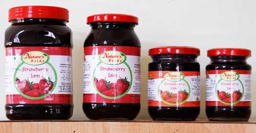 Strawberry Jams
