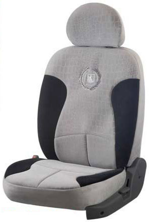 Europa Dream Crock Grey Car Seat Cover