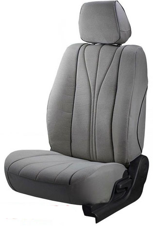Europa Rider I Grey Car Seat Cover