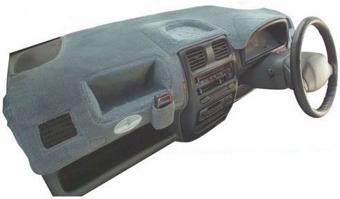Polka Grey Dashboard Cover