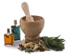 Organic Root Herbs
