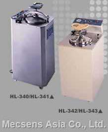 HL 340 Series Autoclave