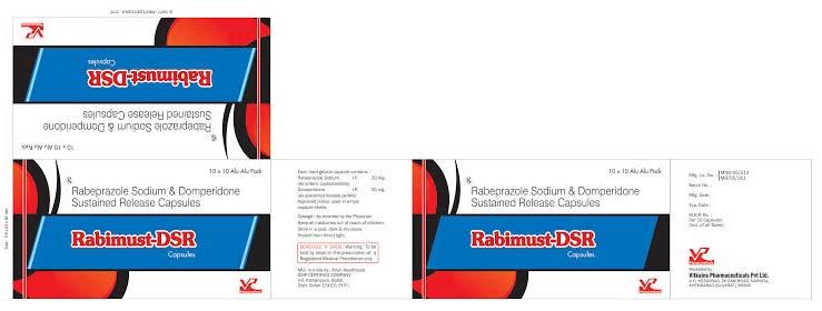 Rabimust-DSR Capsules