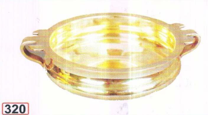 Brass Printed Urli