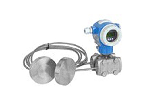Differential Pressure Transmitter with 2 Diaphragm Seal