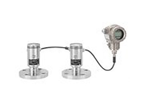 Electronic Differential Pressure Delta Bar with 2 Ceramic Censors and 1
