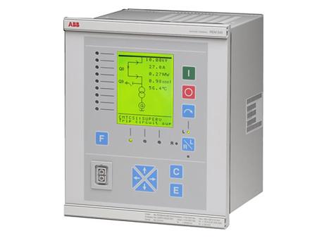 Machine Protection Terminal Relay