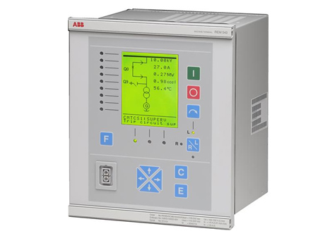 Motor Protection Relay