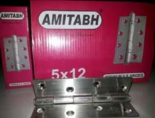 Stainless Steel Premium Hinges (5x12)