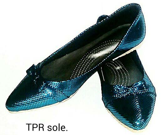 Ladies Fancy Belly Shoes