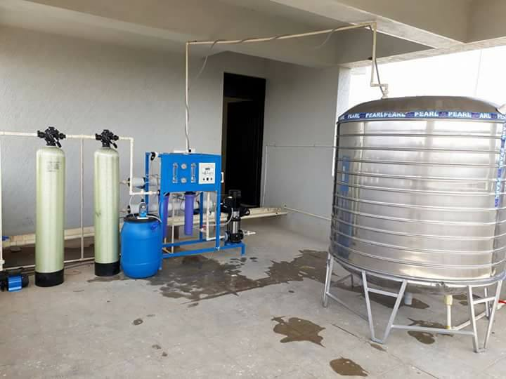 20 Ltr Jar RO Plant