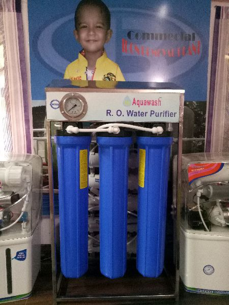 Semi Commercial RO Water Purifier 02