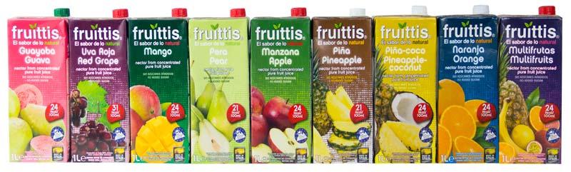 1Litre Fruit Juices