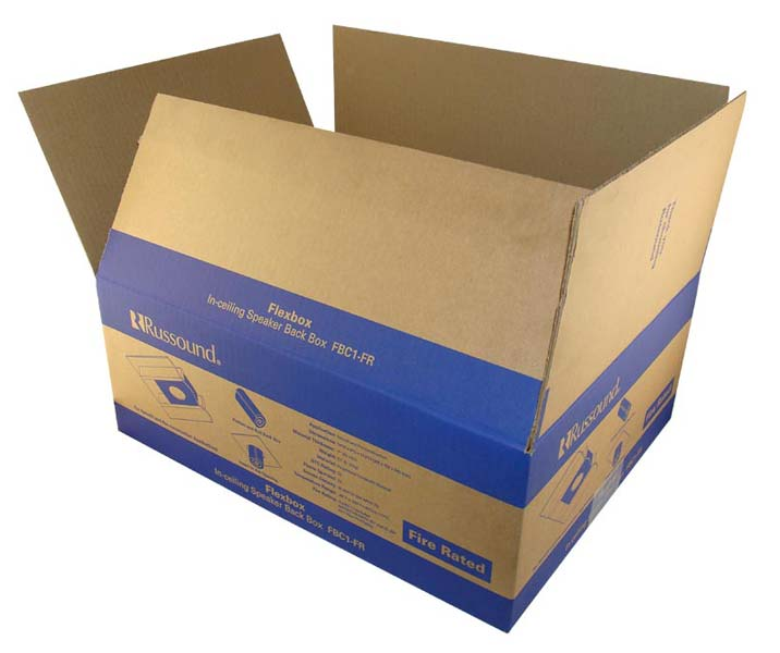 Printed Corrugated Paper Boxes