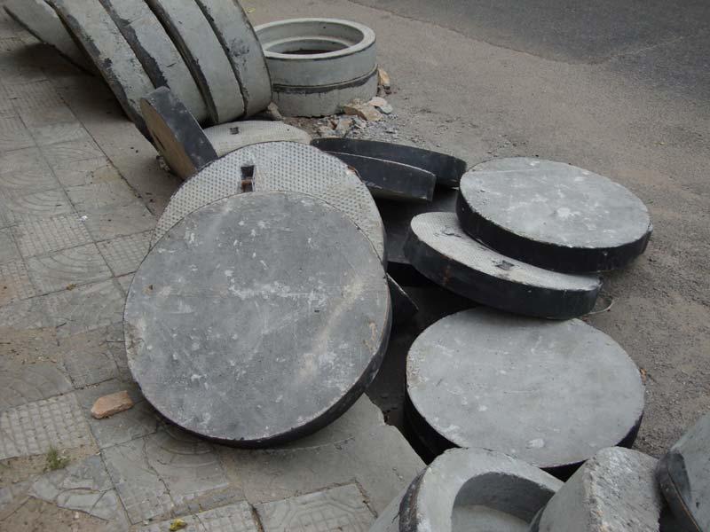 Concrete Manhole Cover Precast Concrete Manhole Cover
