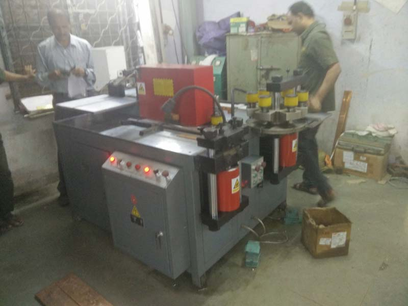 CNC Busbar Making Machine