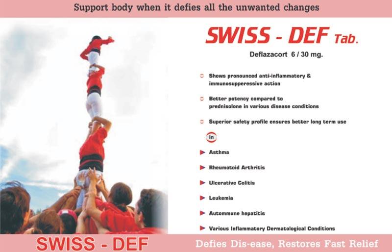Swiss-DEF Tablets