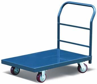 Mild Steel Trolley 01