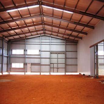 Pre Engineered Steel Structure Buildings  01