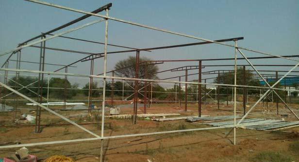 Pre Engineered Steel Structure Buildings  05