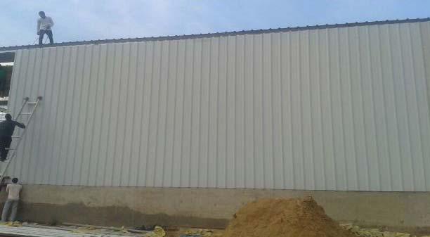 Pre Engineered Steel Structure Buildings  06