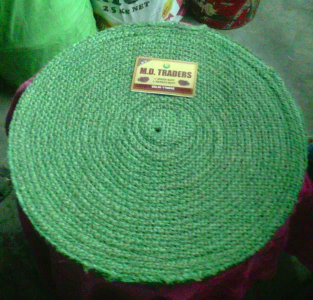 Green Jute Buffing Wheels