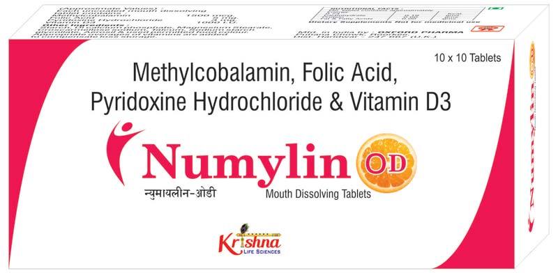 Numylin OD Tablets