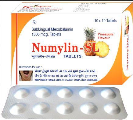 Numylin-SL Tablets