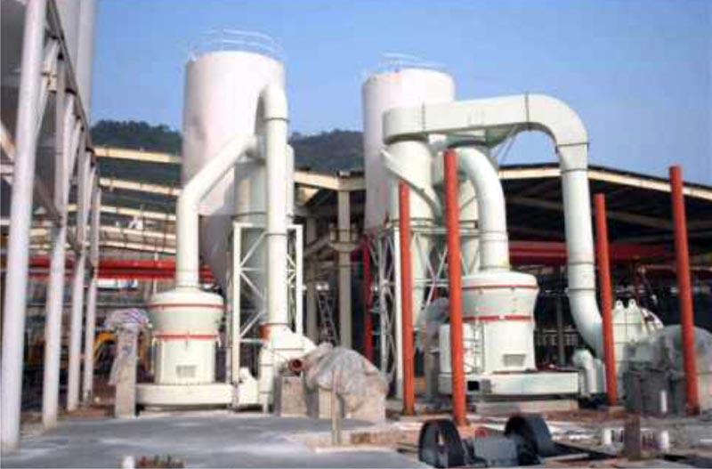 Carbon Grinding Machine