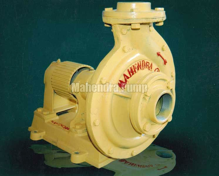 Center Pulley Centrifugal Pump