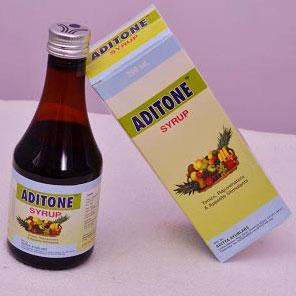 Aditone Syrup