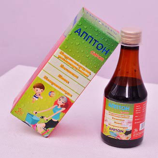 Anntoh Syrup