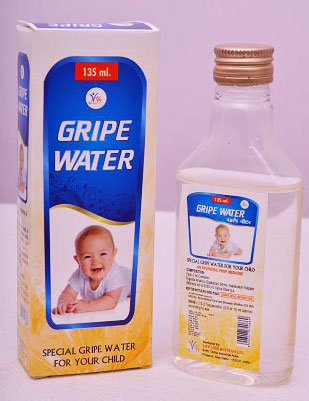 Baby Gripe Water Syrup
