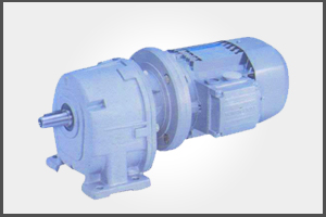 Bonfiglioli Inline Helical Geared Motor (AS Series)