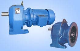 PBL Inline Helical Geared Motor (Super A Series)