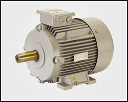 Siemens IE2 & IE3 Motor