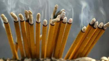 Machine Made Incense Sticks