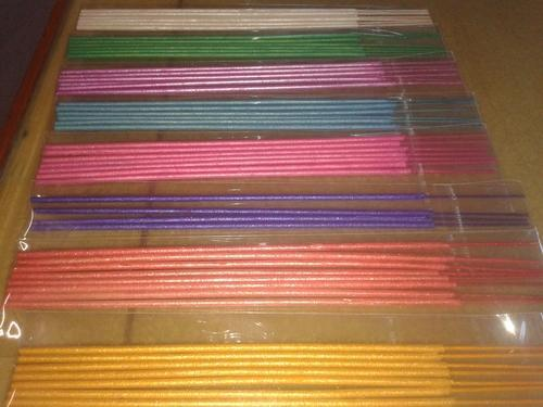 Metallic Incense Sticks
