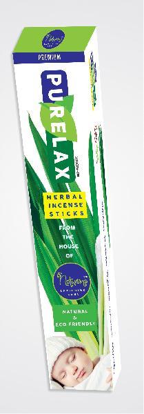 Purelax Herbal Incense Sticks 01