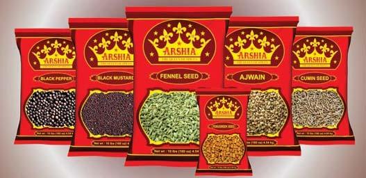 Arshia Whole Spices